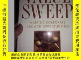 二手書博民逛書店原版精裝value罕見sweep: Mapping Corpor