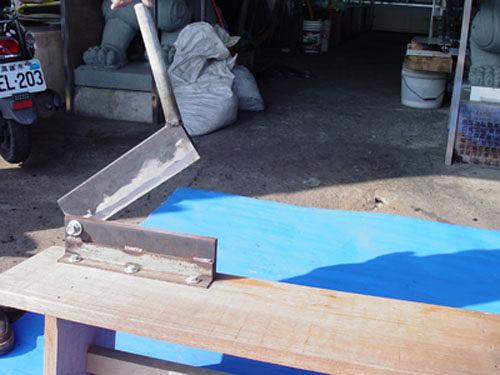 郭常喜與興達刀鋪- 壓克力裁切剪(9984)刀刃長度32公分