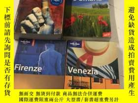 二手書博民逛書店Lonely罕見Planet—Toscana e Umbria+