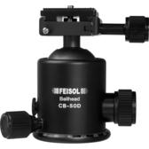 【】FEISOL CB-50D 球型雲台 (內含QP-144750快拆板)