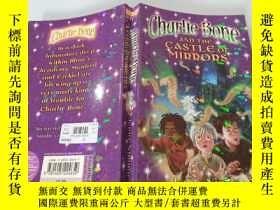 二手書博民逛書店Charlie罕見Bone And The Castle of Mirrors:查理·博恩與鏡子城堡Y2003
