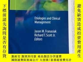 二手書博民逛書店Recurrent罕見Implantation Failure: Etiologies and Clinical
