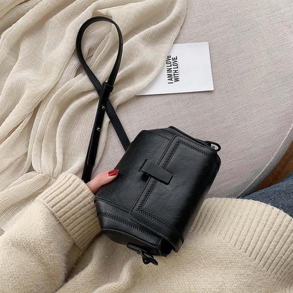 高級感包包女包2019新款潮單肩斜挎包時尚新品百搭韓版網紅小包包 童趣潮品
