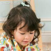 Cutie Bella馬卡龍色系彩色星星全包布手工髮夾六入組-Twinkle Star