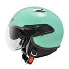 ZEUS瑞獅安全帽,ZS-212C,素/淺藍綠