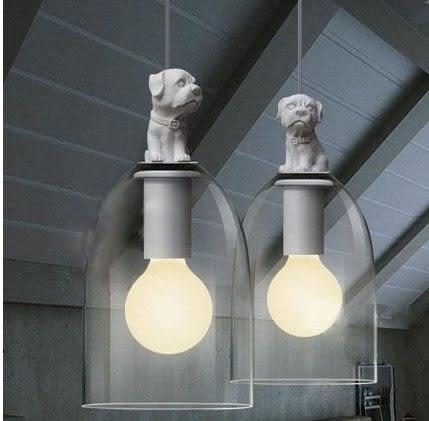 設計師美術精品館北歐簡約創意美式鄉村餐廳吧台玻璃吊燈西班藝術米蘭臥室裝飾燈具