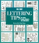 二手書博民逛書店《Lettering Tips for Artists, Graphic Designers, and Calligraphers》 R2Y ISBN:0393730050
