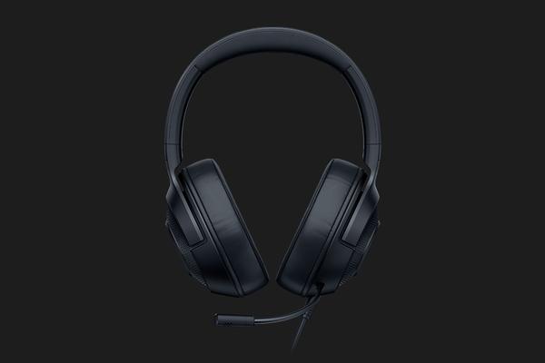 雷蛇Razer Kraken X 北海巨妖 黑 電競耳機麥克風