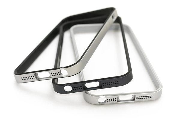 【米創3C】POWER SUPPORT iPhone SE 5S 5 Flat Bumper 保護邊框 手機殼 保護殼 5SE