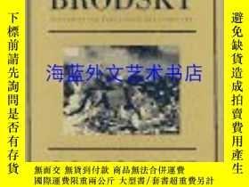 二手書博民逛書店So罕見Forth: Poems Joseph BrodskyY