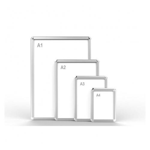 展示行銷系列 壁掛型 拍拍框 A2 可掀式海報框 / 片 SP-A2