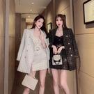 小禮服 御姐風氣質夏冬季套裝女2020年新款西裝外套小香風洋氣網紅兩件套