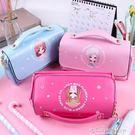花語姑娘筆袋女韓國簡約大容量公主文具盒小學生文具袋女生鉛筆盒 color shop