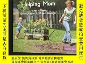 二手書博民逛書店英文原版罕見helping momY17584 本書編輯部 本書出版社 出版2009