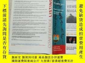 二手書博民逛書店NEWS罕見& information DECEMBER 201