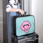 便攜小收納袋手提行李箱整理袋  果果輕時尚