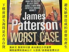 二手書博民逛書店Worst罕見Case(英文原版)Y271942 James Patterson Arrow Books 出