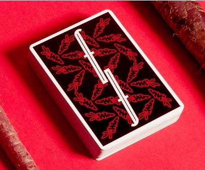 Carrots v2 Edition Fontaine Playing Cards 【USPCC撲克】 S103049609