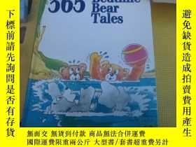 二手書博民逛書店365罕見Bedtime Bear Tales[【X1】1284