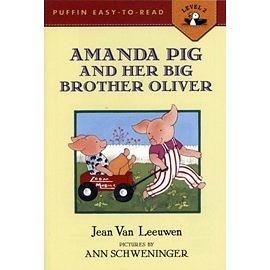 【小豬兄妹】AMANDA PIG AND HER BIG BROTHER OLIVER