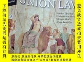 二手書博民逛書店European罕見Union Law.(平裝)Y12498 D