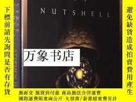 二手書博民逛書店Hawking罕見霍金 : The Universe in a Nutshell 果殼中的宇宙 全部銅版紙印 大量