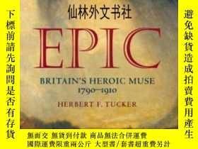 二手書博民逛書店【罕見】2008年 Epic: Britain s Heroic
