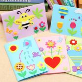 【BlueCat】兒童DIY手作卡片材料包 美術