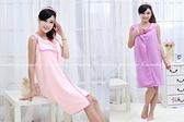 【百變浴巾】可穿式超細纖維魔術圍巾超強吸水連身浴裙睡衣