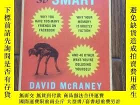 二手書博民逛書店You罕見are not so smartY225930 Dav