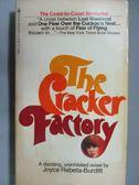 【書寶二手書T1/原文小說_LAY】The Cracker Factory
