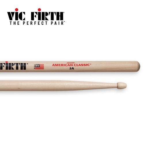 【敦煌樂器】Vic Firth 5A 胡桃木鼓棒