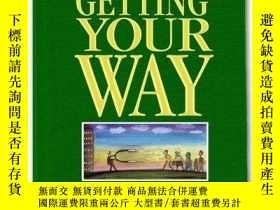 二手書博民逛書店Little罕見Green Book Of Getting Your WayY256260 Jeffrey G