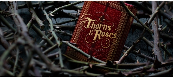 【USPCC撲克】The Roses 紅 Playing Cards S103049271