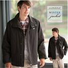 【大盤大】J65981 男 冬 鋪棉外套 保暖 防風外套 長袖夾克 機車族 上班族 休閒外套 美式 父親節
