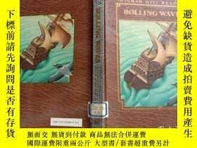 二手書博民逛書店ROLLING罕見WAVES《翻滾的波浪》Y200392