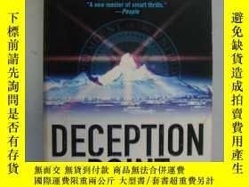 二手書博民逛書店Deception罕見Point( )Y85718 Dan Br