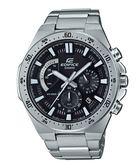 附台灣卡西歐保卡才是公司貨【時間光廊】CASIO 卡西歐 EDIFICE 三眼錶 防水 EFR-563D-1A