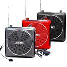 大聲公行動音箱/FM收音機/麥克風擴音器/MP3隨身碟TF卡/180W大功率喇叭/防迴音干擾/保固一年