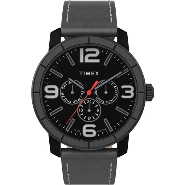 【分期0利率】TIMEX 天美時 三眼錶 44mm 全新原廠公司貨 TXTW2U15200