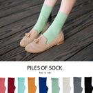 VOLA 維菈襪品 【售完為止】直紋顯瘦 糖果襪 百搭少女 清新風格