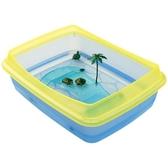 烏龜缸壓克力水龜飼養盒飼養箱