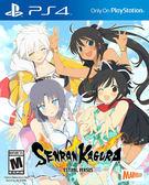 PS4 Senran Kagura Estival Versus 閃亂神樂 夏日對決 -少女們的抉擇-(美版代購)