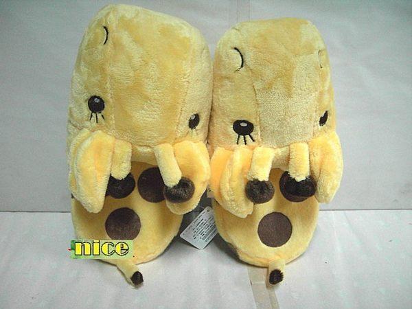 可愛動物~長頸鹿造型絨毛拖鞋~室內拖鞋~夏天冷氣房~冬天保暖【刷卡分期+免運】