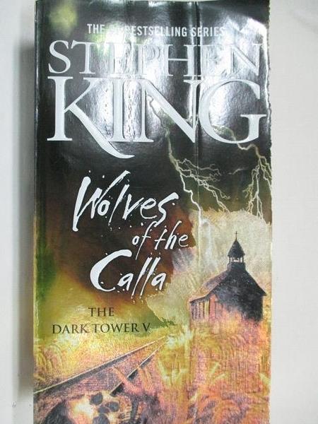 【書寶二手書T1/原文小說_A7K】Wolves of the Calla_Stephen King