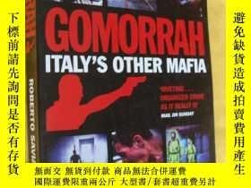 二手書博民逛書店GOMORRAH:ITALY S罕見OTHER MAFIAY146810 Roberto Saviano PA