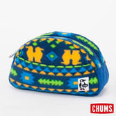 CHUMS 日本 刷毛收納包 Booby藍 CH602092N001