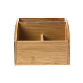 品竹三格收納盒