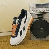 REEBOK X ROMANTIC CROWN 男鞋 慢跑 聯名 休閒 經典 EVA中底 復古 白【運動世界】G57860