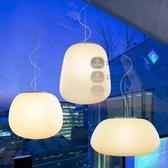 風格 北歐設計 奶白鵝卵石 吊燈